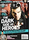 Heroes The Official Magazine Newstand Cover Issue #12