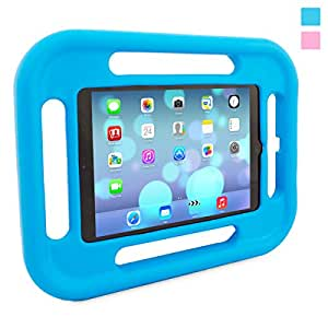 Snugg Kids iPad Air Case in Blue with Lifetime Guarantee Shock and Drop Proof EVA case for the Apple iPad Air Case