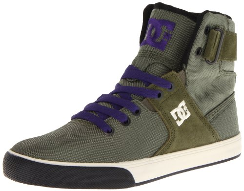 DC Shoes DC Shoes - Schuhe - GRADUATE TX - D0320050-0LDD - green Trainers Womens Green Grün (OLIVE/TURTLE DO 0LDD) Size: 5 (38 EU)