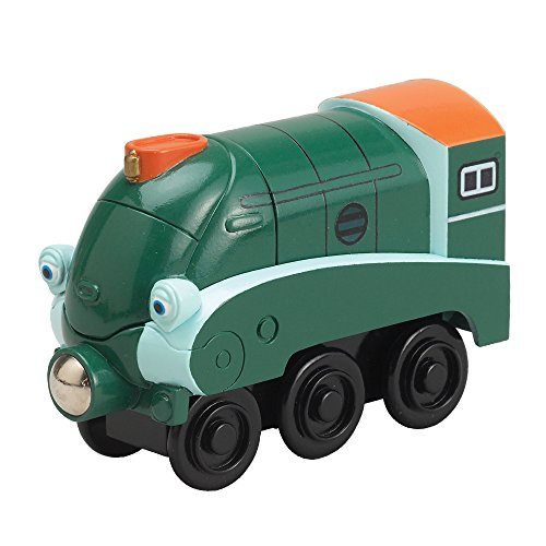 Chuggington Wooden Railway Olwin