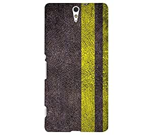 perfect print Back cover for Sony Xperia C5