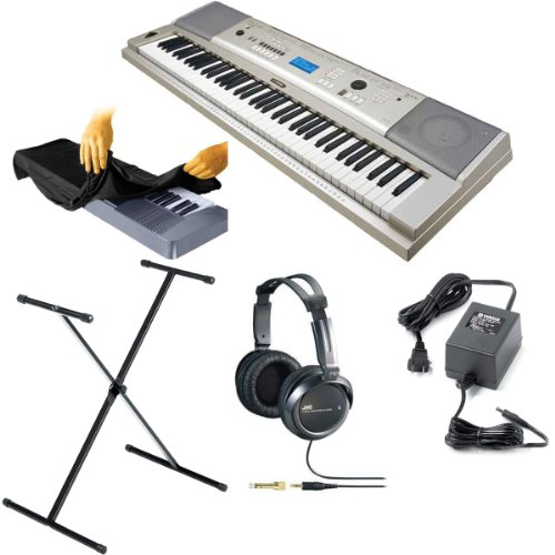 Yamaha ypg 235 76 key portable grand keyboard with for Yamaha ypg 235 76 key portable grand piano review