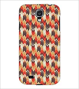 PrintDhaba Pattern D-5394 Back Case Cover for SAMSUNG GALAXY S4 (Multi-Coloured)