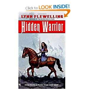 Hidden Warrior (Tamir Trilogy, Book 2) by Lynn Flewelling and John Jude Palencar