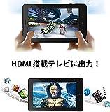 7インチ PCタブレット ダブルレンズ 解像度:800×480px A9 Dual Core アンドロイド4.4 HDMI搭載