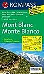 MONT BLANC 85  1/50.000