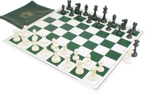 Buy New ClubTourney Chess Set Kit – Green