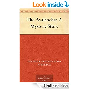 The Avalanche: A Mystery Story
