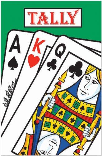 Tally Cards 12/Pkg-