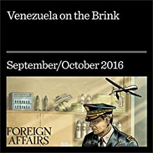 Venezuela on the Brink Other by Lisa Viscidi Narrated by Kevin Stillwell