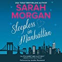 Sleepless in Manhattan: From Manhattan with Love, Book 1 Audiobook by Sarah Morgan Narrated by Jennifer Woodward