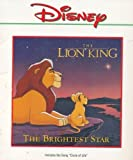 img - for The Brightest Star / The Lion King (Read-Along) (Book and Tape) book / textbook / text book