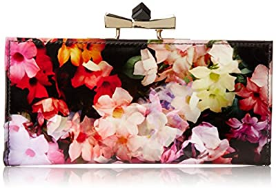 Ted Baker Mollee Cascading Floral Bow Matinee Wallet