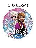 Disneys Frozen Standard Holographic Balloon (5)