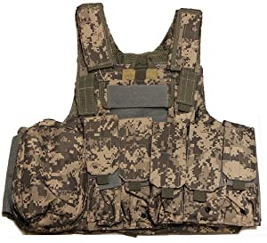 Ultimate Arms Gear Tactical ACU Army Digital Camo Camouflage Carrier Military Hunting... by Ultimate Arms Gear