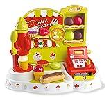 Smoby Pastry Shop - juguetes de rol para niños (1,5 Año(s), Femenino, Rojo, Amarillo)
