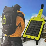 New Biggest and Fastest Traver Solar Charger 2W, 1200mAh battery, for iPhone 3/4/4S, Nokia, smartphone and all UBS charged devices, SC17 PRO