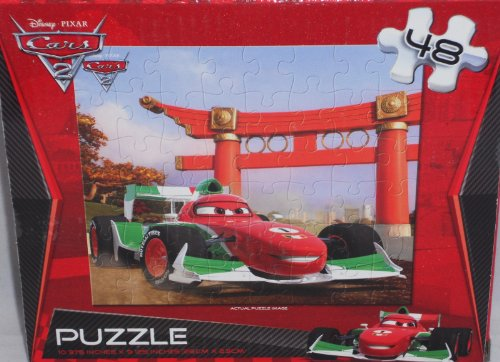 Disney Pixar Cars 2 Puzzle 48Ct McQueen