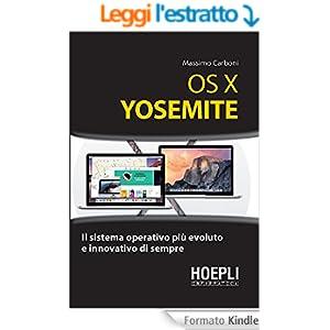 OS X Yosemite: Il sistema operativo più evoluto e innovativo di sempre