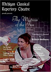The Mistress of the Inn, by Carlo Goldoni