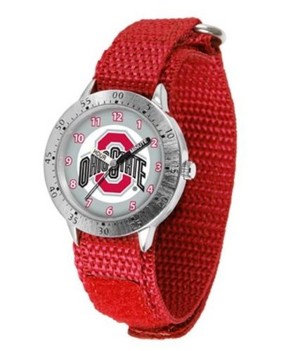 Ohio State Buckeyes Youth Watch Velcro Strap Watch at Amazon.com
