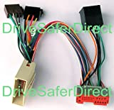 INKA-902820-81-3A ISO SOT Mute Lead for Parrot CK3100, CK3200, MKi9100, MKi9200 and other ISO handsfree kits for vehicles: Ford 500, Ford Crown Victoria, Ford Edge, Ford Escape, Ford Expedition, Ford Explorer, Ford F150, Ford F250, Ford F350, Ford F450,