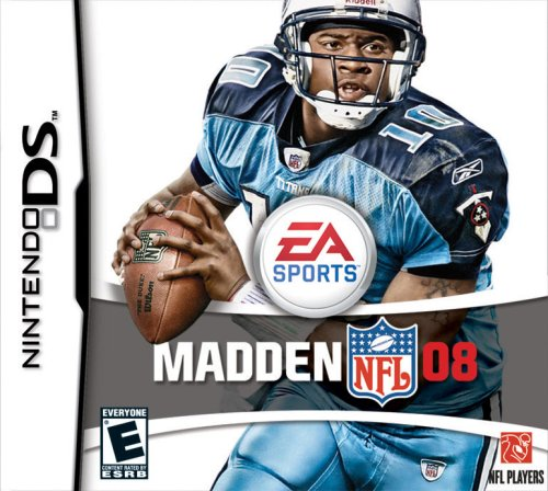 Madden NFL 08 - Nintendo DS (Madden Football Nintendo Ds Games compare prices)
