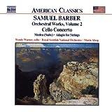 Samuel Barber: Orchestral Works, Vol.2