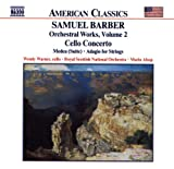 Samuel Barber - Orchestral Works Vol. 2