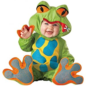 Toddler Lil' Froggy Costume (Large (18-2T))