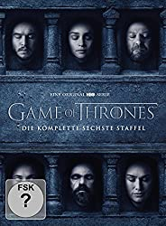 Game of Thrones - Staffel 6 -  DVD