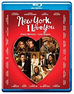 New York, I Love You [Blu-ray]