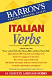 img - for Italian Verbs (Barron's Verb) book / textbook / text book