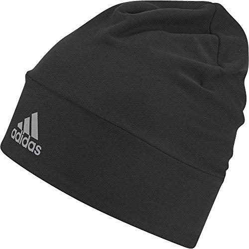 Adidas R Clmlt Beanie Berretto, Nero (Negro/Refsil/Refsil), OSFM