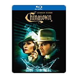 Chinatown [Blu-ray Steelbook]