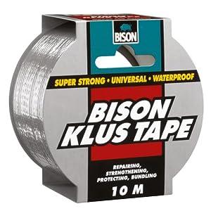 Bison 1820006 1493206 Tape 10 m x 50 mm