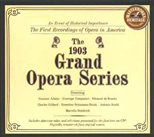 1903 Grand Opera Series