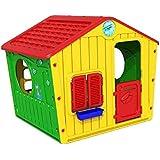 Avanti Trendstore - Casetta per bambini in plastica colorata - 140x116x108cm