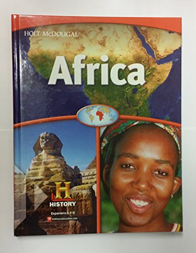 World Regions: Africa: Student Edition 2012