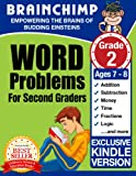 Word Problems For Second Graders: Ages 7 - 8, Grade 2
