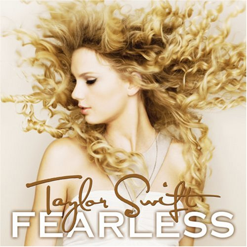 Original album cover of Fearless by Taylor Swift