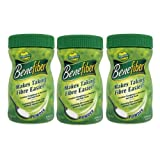 THREE PACKS of Benefiber Soluble Fibre Food Supplement Powder
