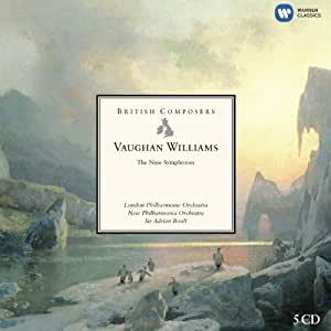 Vaughan Williams: The Nine Symphonies (British Composers)