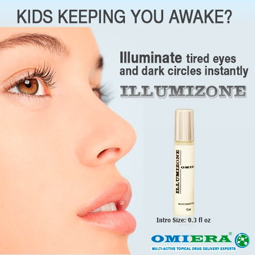 Omiera Labs Illumizone Dark Circles Under Eye Treatment ...