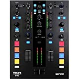 Mixars DUO MKII 2-Channel Mixer for Serato DJ (Color: Black)