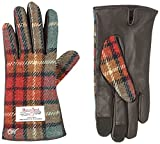 (ビームスライツ) BEAMS LIGHTS BEAMS LIGHTS / HARRIS TWEED GLOVE 52460035590 23 CAMEL ONE SIZE
