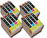 16 Chipped Epson T0711-4 (T0715)
