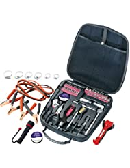 64PC TRAVEL AUTO TOOL KIT PINK-DT-0101P by Apollo