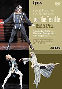 Prokofiev;Sergei Ivan the Terr [Import]