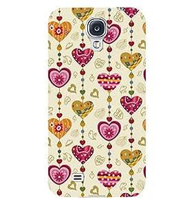 Citydreamz Hearts\Love\Valentine Hard Polycarbonate Designer Back Case Cover For Samsung Galaxy S4